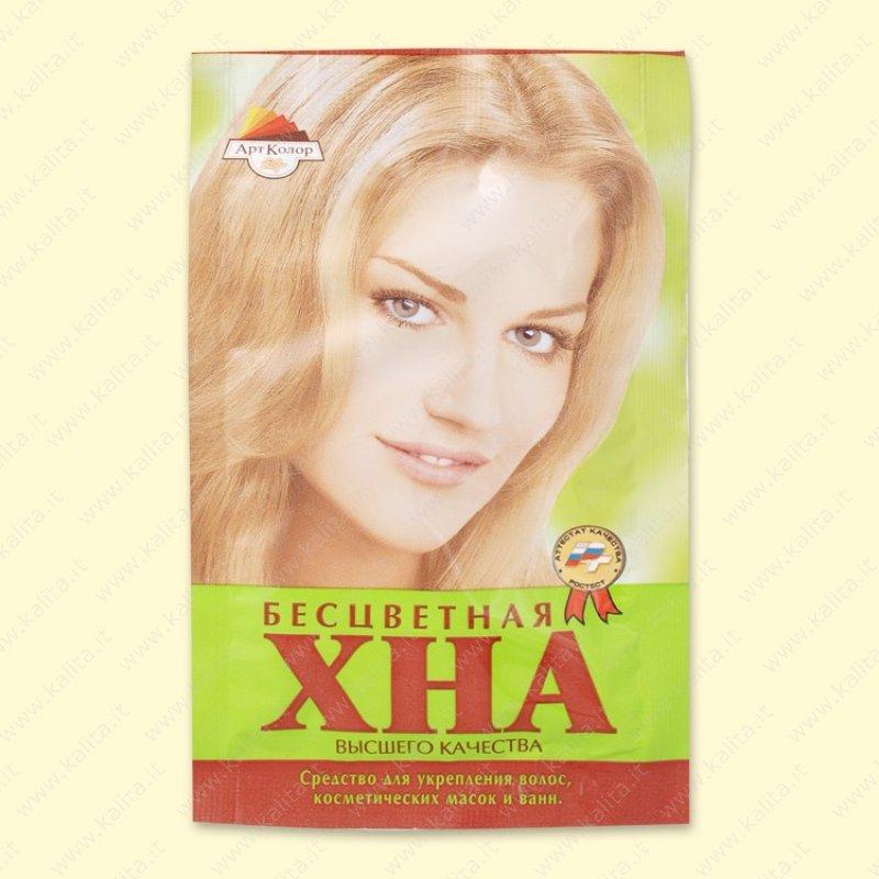 Бесцветная хна укрепление волос рецепты